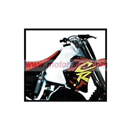 Honda CR250 (02-08) / CR125 (02-04) 12,1 litros