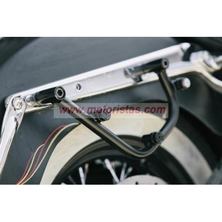 SLC soporte lateral izquierda Harley Davidson Softail Breakout / Deluxe / Fat Boy Special / Heritage Classic