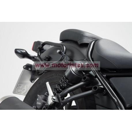 SLC soporte lateral izqiuerda. Honda CMX500 Rebel