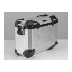 Maleta lateral de aluminio TRAX ION L 45 l.
