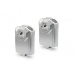 Elevador para manillar de Ø 22 mm H50mm.