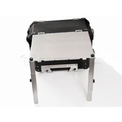 Patas de mesa TRAX ION. Aluminio. 2 patas. Para mesa TRAX ION.