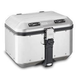 Maleta Top Case de aluminio Trekker Dolomiti 46L Givi