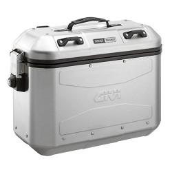 2 maletas Givi Dolomiti 36 Lts Aluminio