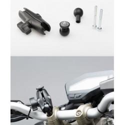 "Kit de fijación M8 para cámara. Soporte M8. Bola 1"". Soporte cámara/Bola/Brazo RAM"