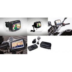"""Funda 4,3""""(14X9cm) / soporte para GPS"""