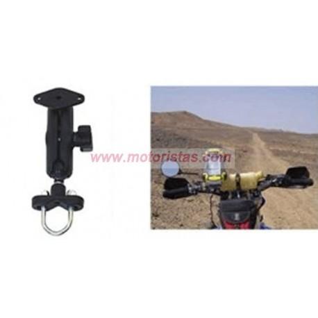 Kit soporte GPS manillar