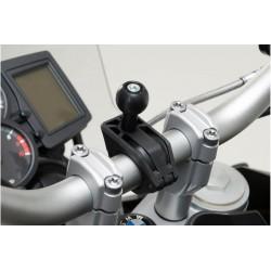 Bola para kit de fijación de GPS universal Para manillares Ø 22, 28 mm, 1 pulgada