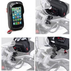Porta GPS-Smartphone 67x130 universal Givi