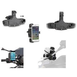 Soporte Smart Clip M universal para smartphone
