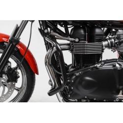 Protecciones laterales de motor Triumph Thruxton, Bonneville