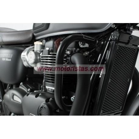 Protecciones laterales de motor Bonneville T120/StreetTwin/Thruxton 1200