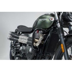 Protecciones laterales de motor Triumph Street Scrambler/ Bonneville Bobber