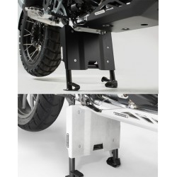 Extensión cubrecarter para caballete central BMW R 1200 GS LC / ADV (13-18)