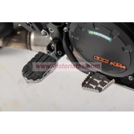 Extensión de pedal de freno KTM 990 Adventure (06-11)