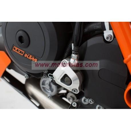Protección para receptor del embrague KTM 990 SM R / T (07-13)