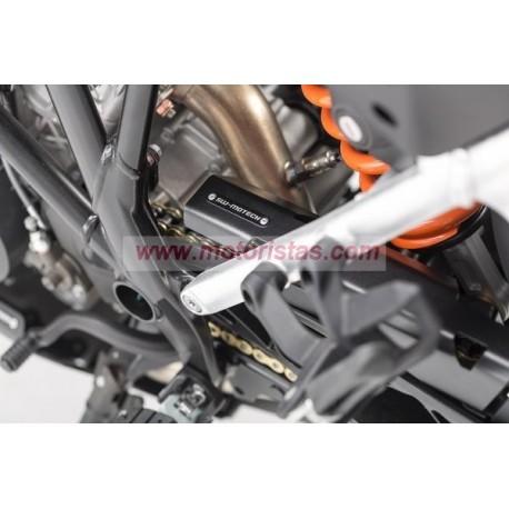 Extensión de protector de cadena KTM 1050 Adventure (14-18)
