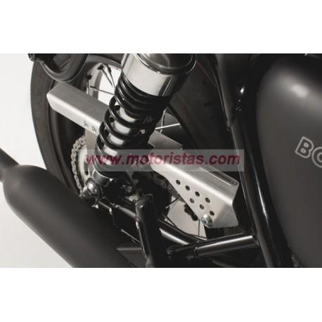 Protector de cadena TRIUMPH Bonneville T100 / Black (16-18)