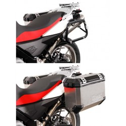 Soportes laterales EVO para maletas BMW G 650 GS / Sertao (11-15)