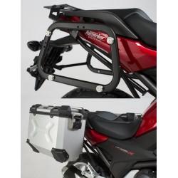 Soportes laterales EVO para maletas HONDA NC 750 S / SD / X / XD (16-18)