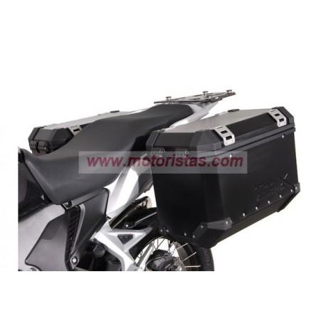 Soportes laterales EVO para maletas HONDA VFR 1200 X Crosstourer (11-18)