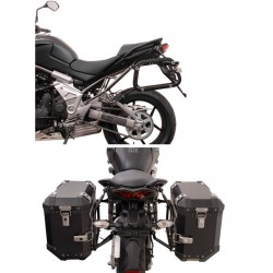 Soportes laterales EVO para maletas KAWASAKI Versys 650 (07-14)
