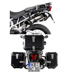 Soportes laterales EVO para maletas TRIUMPH Tiger 800 / XC (10-14)