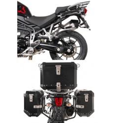 Soportes laterales EVO para maletas TRIUMPH Tiger Explorer (11-15)