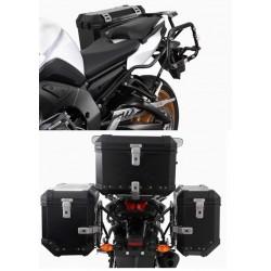 Soportes laterales EVO para maletas YAMAHA FZ 8 Fazer (10-18)