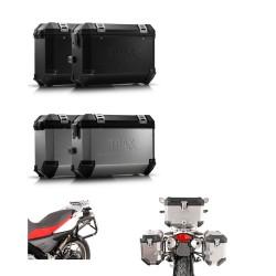 Sistema de maletas TRAX ION BMW G 650 GS (11-15)