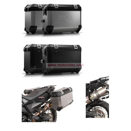 Sistema de maletas TRAX ION BMW F 800 / 700 / 650 GS (08-)