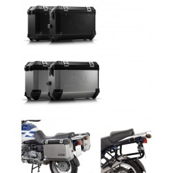 Sistema de maletas TRAX ION BMW R 1150 GS / Adventure (99-05)