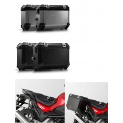 Sistema de maletas TRAX ION HONDA NC 700 S / SD / X / XD (11-14)