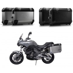 Sistema de maletas TRAX ION KAWASAKI Versys 650 (07-14)