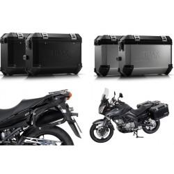 Sistema de maletas TRAX ION SUZUKI DL 650 V-Strom (04-10)