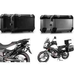 Sistema de maletas TRAX ION SUZUKI V-Strom 650 / XT (11-16)