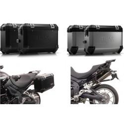 Sistema de maletas TRAX ION TRIUMPH Tiger 1050 Sport (13-15)