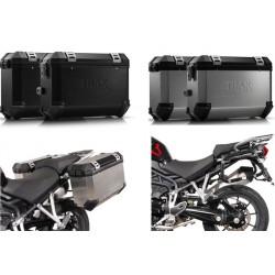 Sistema de maletas TRAX ION TRIUMPH Tiger 800 / XC (10-14)