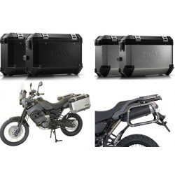 Sistema de maletas TRAX ION YAMAHA XT 660 Z Tenere (07-18)