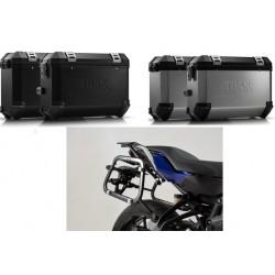 Sistema de maletas YAMAHA MT-07 Tracer / Tracer 700 (16-18)