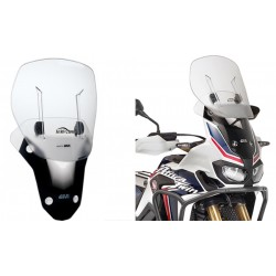 Cúpula extensible AIRFLOW HONDA CRF1000L Africa Twin ADV Sports (18-)
