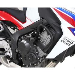 Protecciones laterales H&B Honda CB 650 F (14-18)