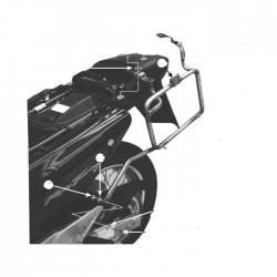 Portamaletas lateral Givi HONDA XL 650 V Transalp