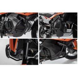 Protecciones laterales de motor. KTM 790 Adventure / R (19-)
