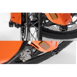 Kit de tope anticaidas para el eje delantero KTM 790 Adventure / R (19-)