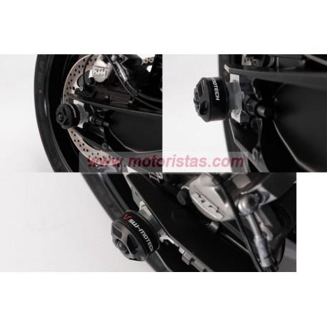 Kit de tope anticaidas para el eje trasero KTM 790 Adventure / R (19-)