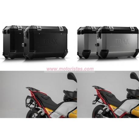 Sistema de maletas TRAX ION 37/45 l.