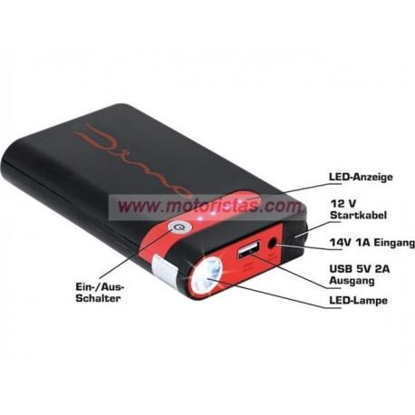 Arrancador bateria KRAFTPAKET