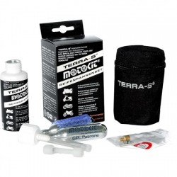 Terra-S reparación de pinchazos Moto-Kit