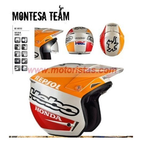 Hebo Montesa Team ll